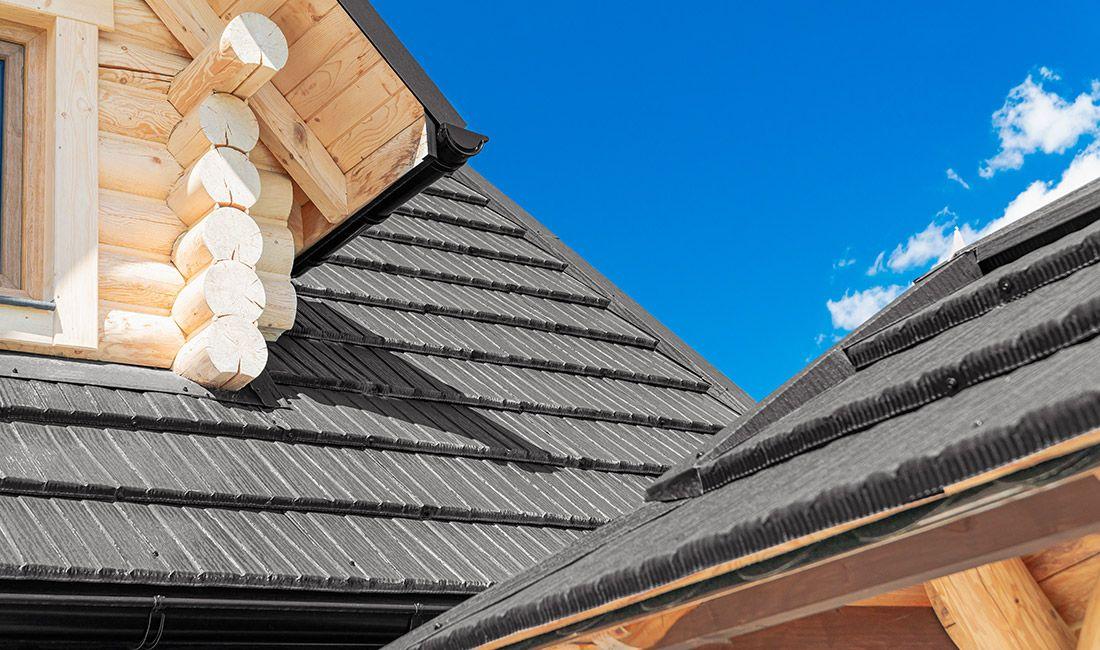 jak chodzić po dachu
