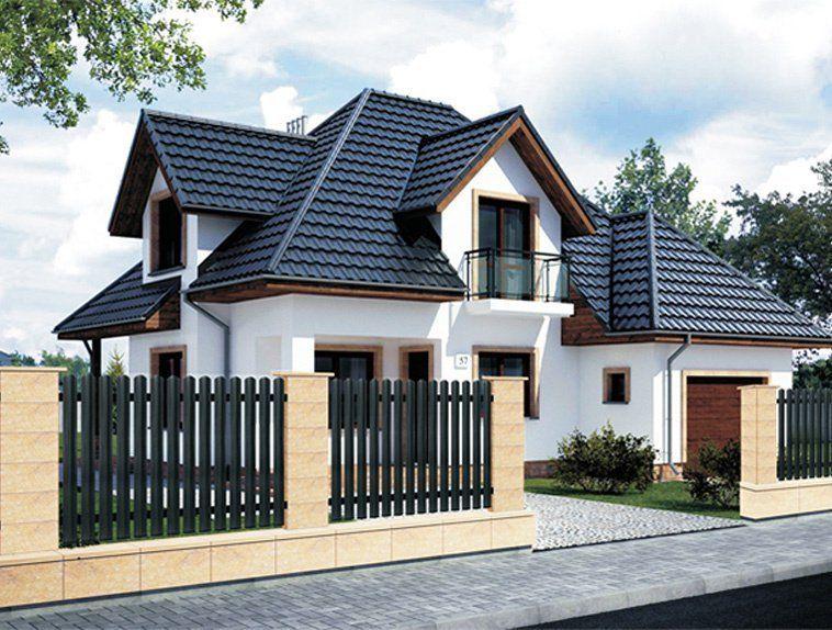 jakie ogrodzenie domu wybrać