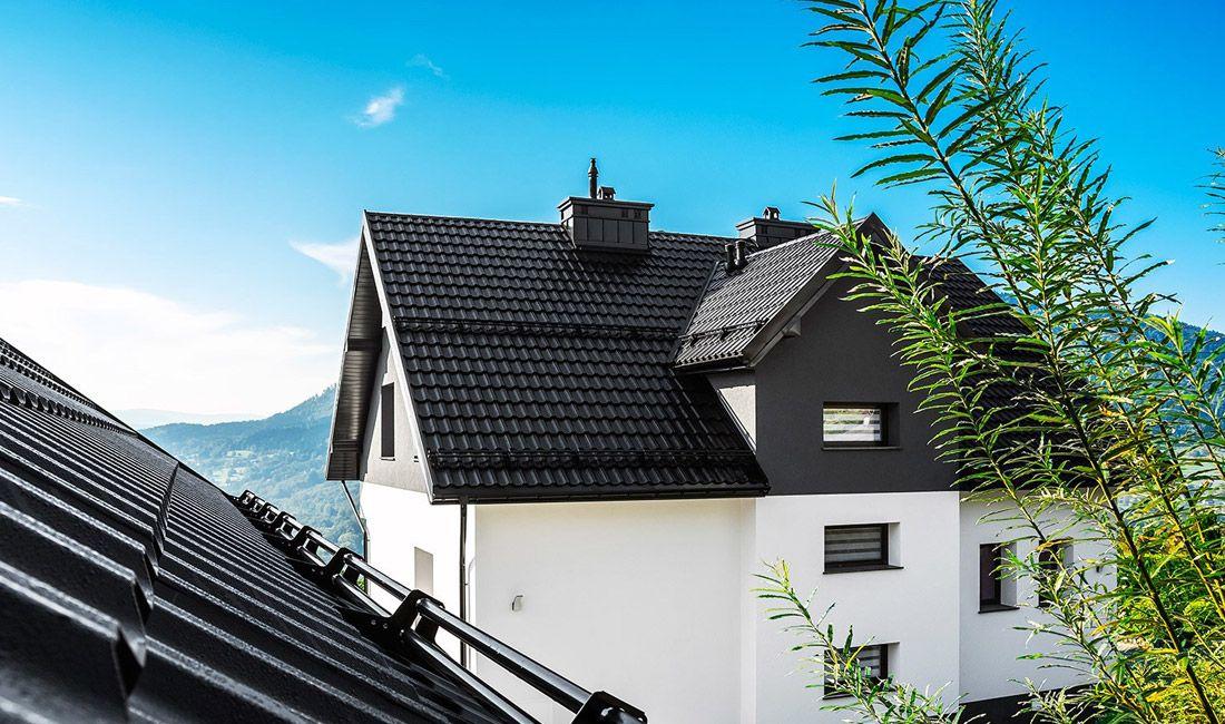 jaki kolor dachu